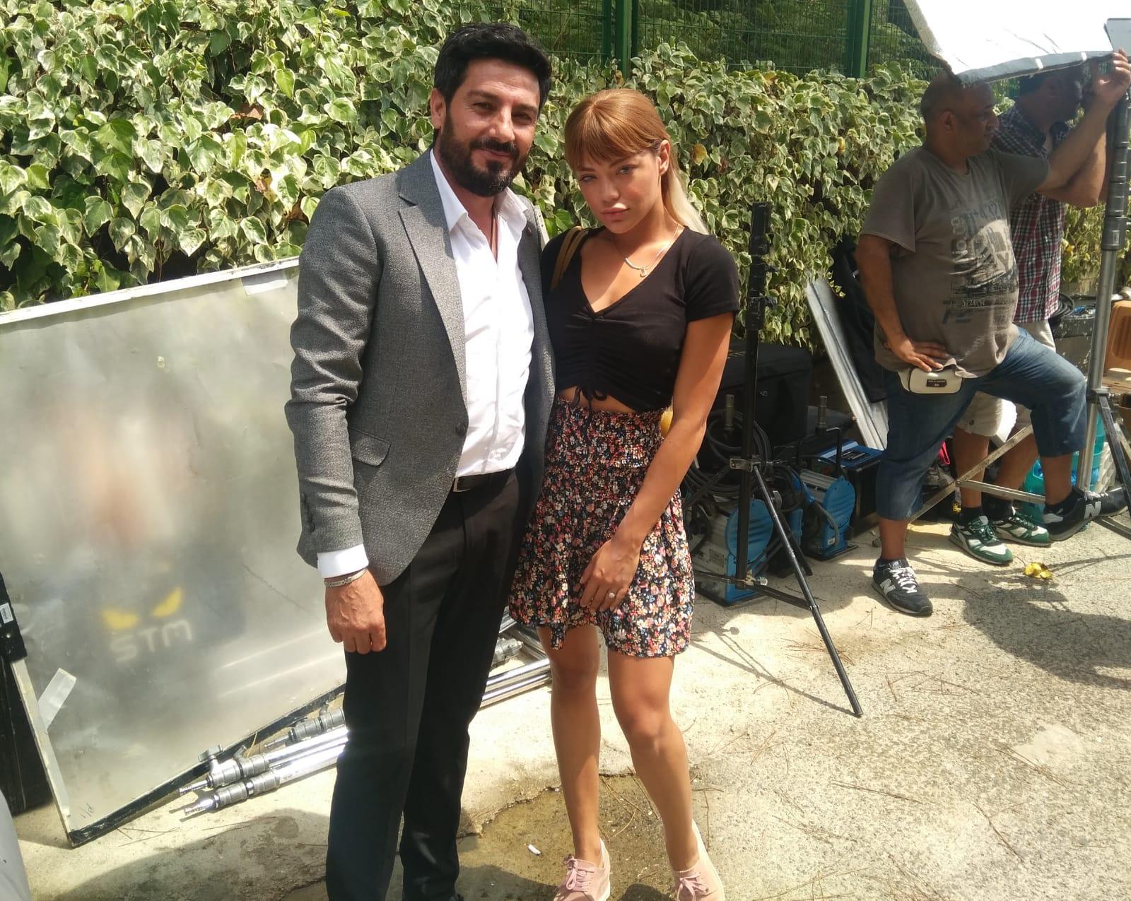 Hannas 3: Vesvese Filmi -Mehmet Ali Taşdemir ve Buse Narcı