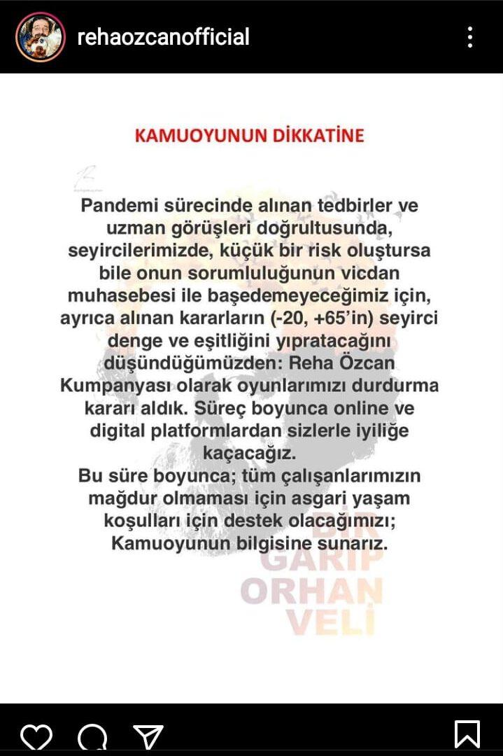 REHE-OZCANDAN-DUYURU