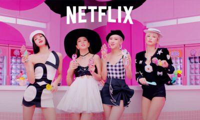 Blackpink-Netflix